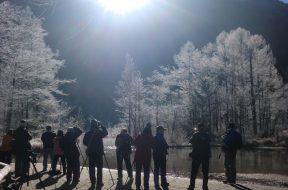 田代池の一番美しい季節