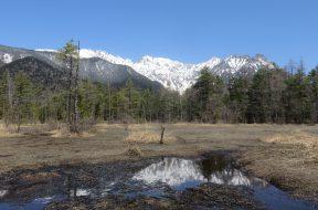 【開山まであと22日】4月の雪と氷