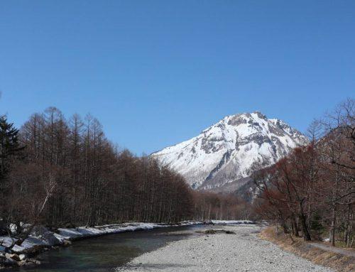 【上高地開山まであと8日】いよいよガイド始まります!