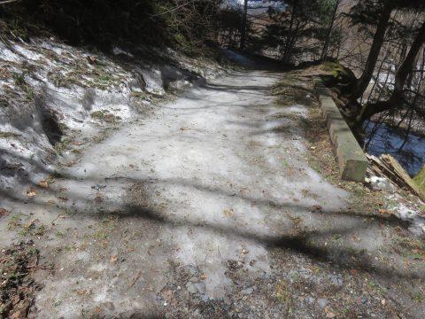徳沢遊歩道